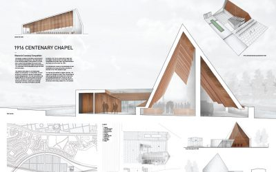 1916 Centenary Chapel Competition Entry