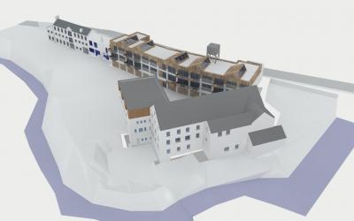 Edmondstown Mill Apartment Scheme