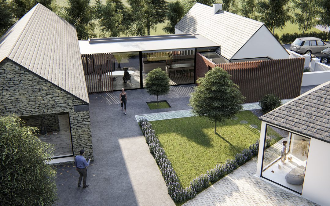 House Extension in Athea