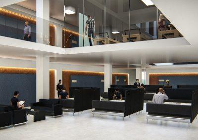 Work & Meeting Space
