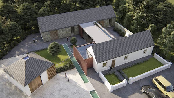 Athea House Extension and Renovation